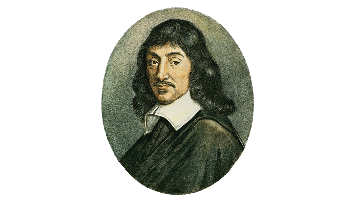 a look into the life and works of rene descartes Descartes's motto was that a life well hidden is well lived much of his own life is obscure to us now, which has led to tales of the great philosopher lying in bed meditating each morning until eleven, writing verses for a queen, and so on.